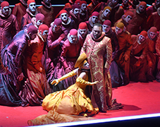 Photo: Scene from Verdi's <em>Rigoletto</em>