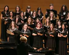 Adelphi Chorale and Adelphi Vocal Ensemble