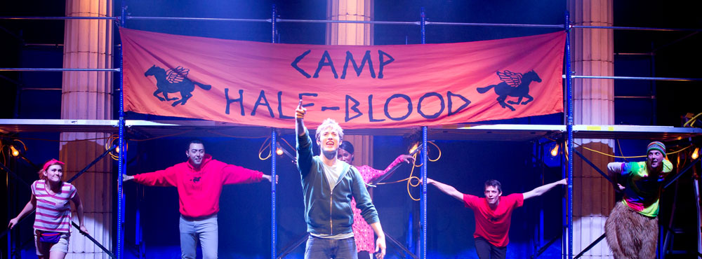 Theaterworks USA's The Lightning Thief