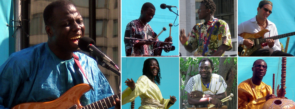 "Abdoulaye ""Djoss"" Diabaté and Super Mande"