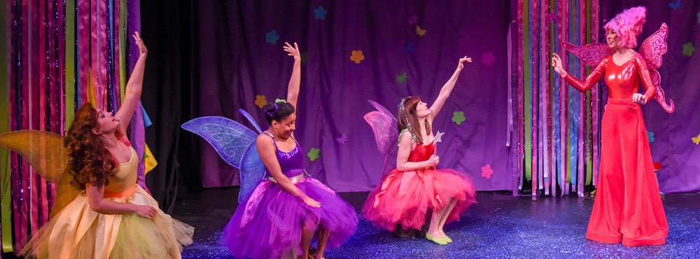 Twinkle Tames A Dragon, The Musical
