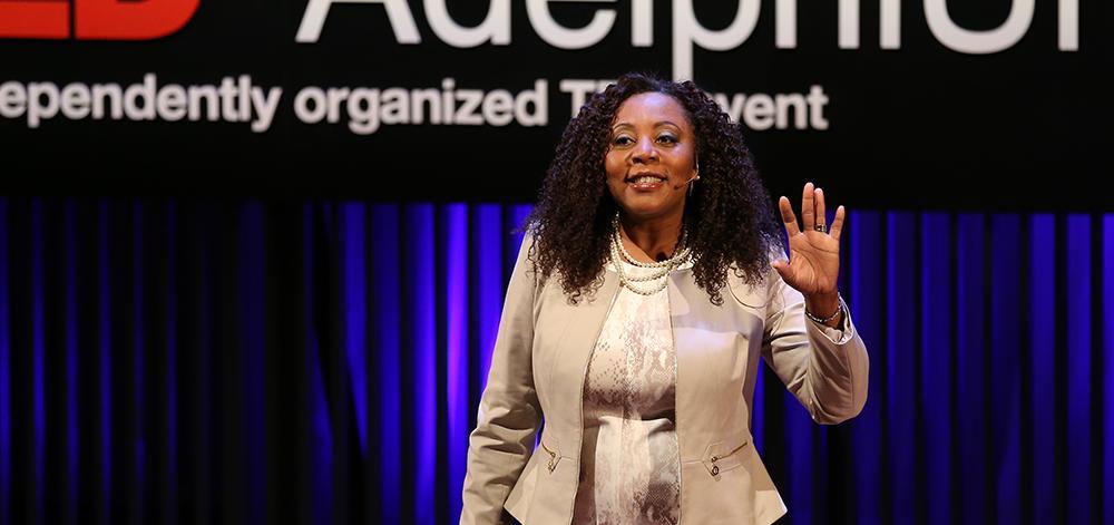 Derner Talks at TEDxADelphiUniversity