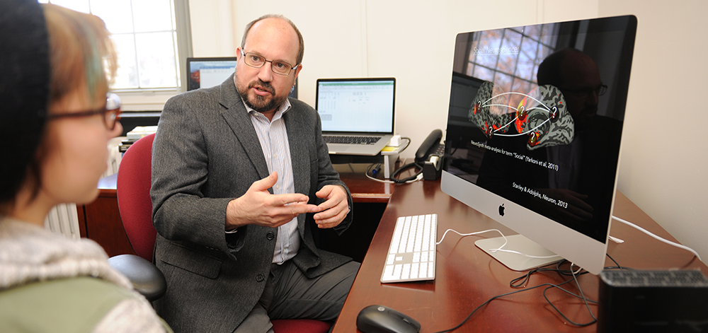 A New Approach to Neuroscience for Adelphi Undergrads