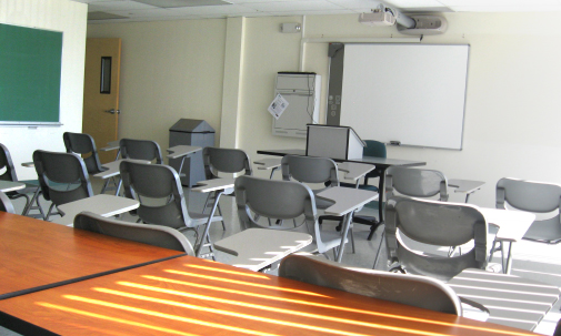 Hauppauge Center Smart Classroom