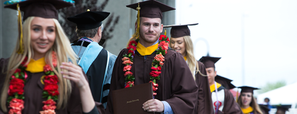 Commencement Info