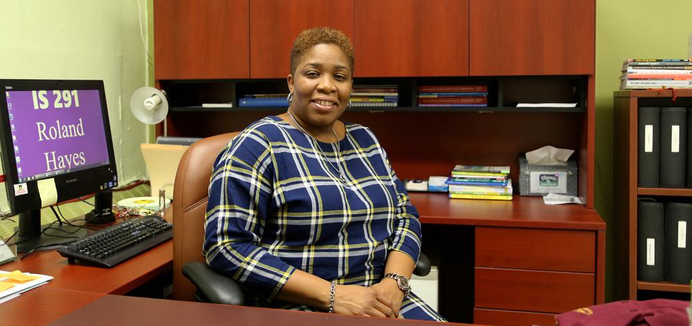Janice Bruce, M.A. '08