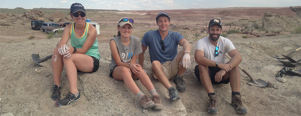 Prehistory Uncovered Utah Dinosaur Dig