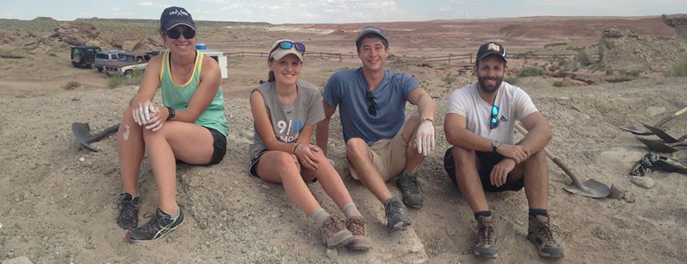 Prehistory Uncovered Utah Dinosaur Dig
