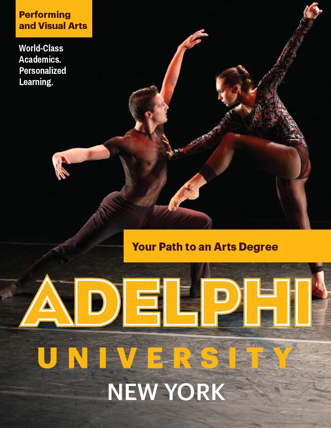 Performing Arts Guidebook