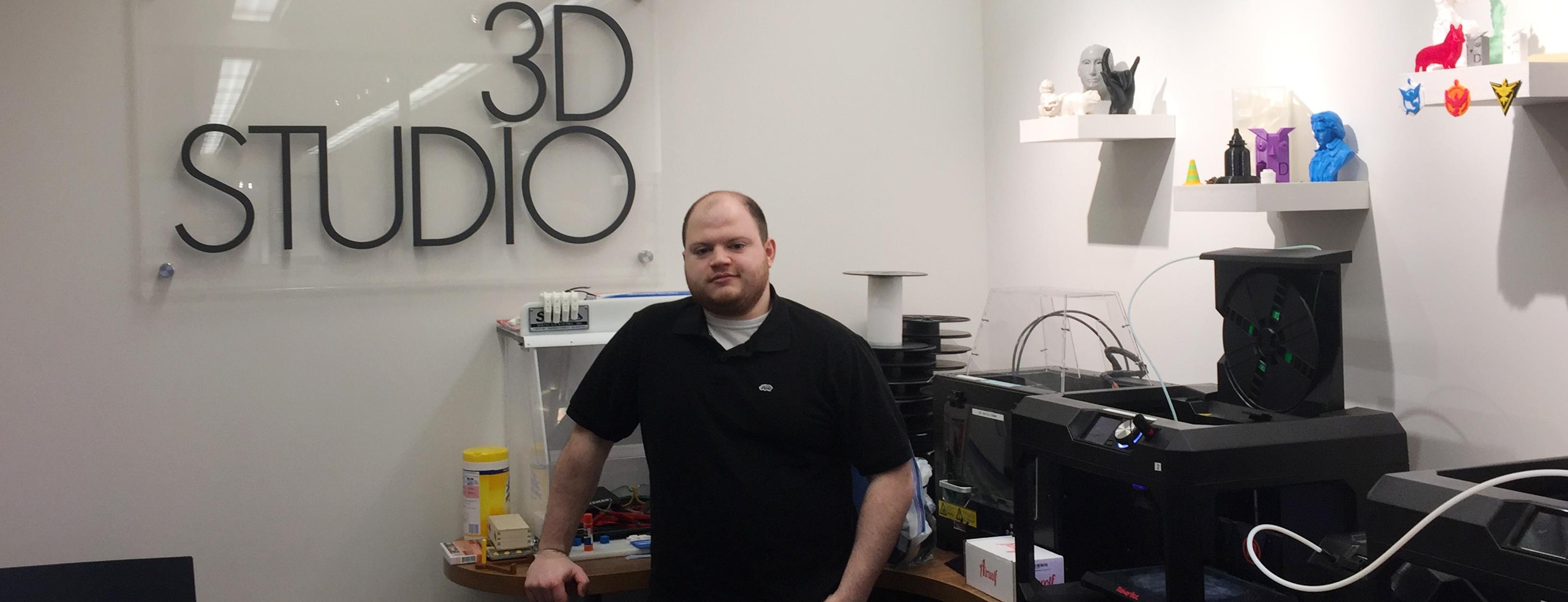 Giuseppe Prisco 3D Studio