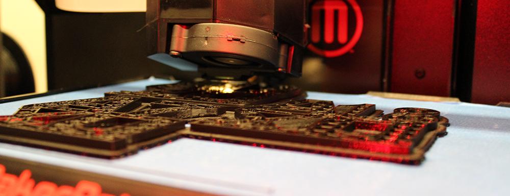 3D Printing at Adelphi