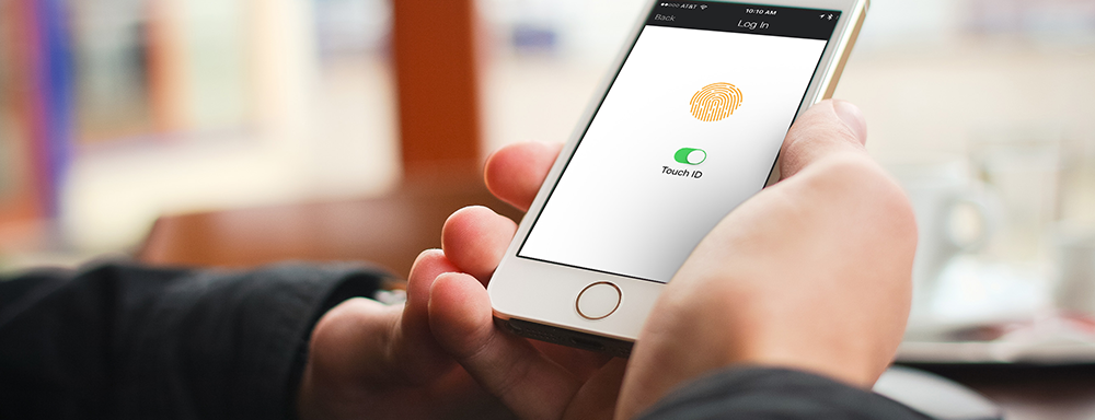 Touch ID for AU2Go