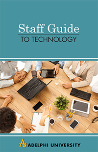 Adelphi-Staff-Technology-Guide