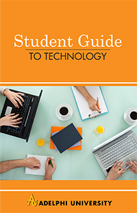Adelphi-Student-Technology-Guide