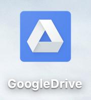 Google Drive File Stream Desktop Icon Mac