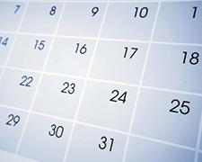 Survey Schedule