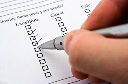Survey Registration