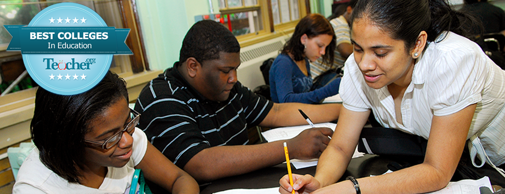 est Colleges for Master's in Education