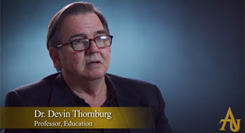 Devin Thornburg - Faculty Voices
