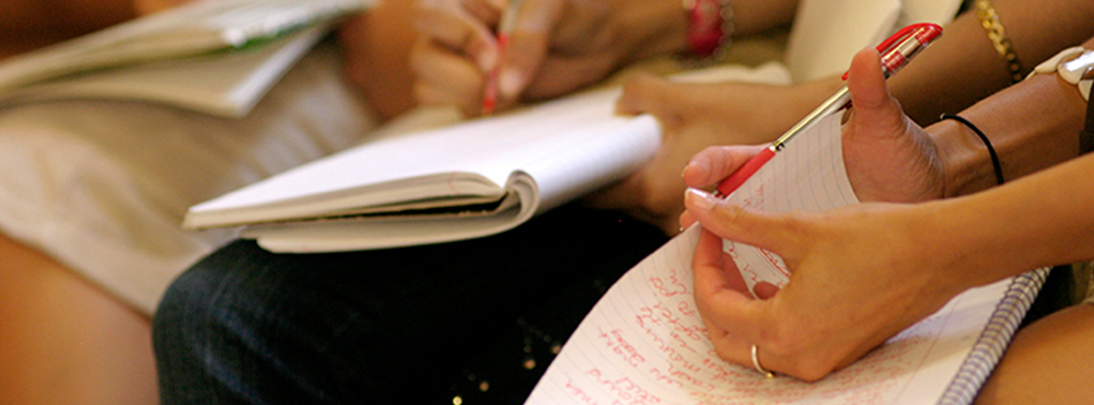 Teaching Writing from the Core of Your Discipline
