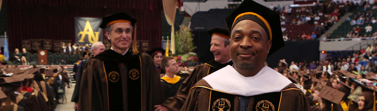Adelphi Alumnus Carlton Ridenhour '84, '13 (Hon.), better known as Chuck D