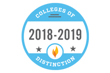 Colleges of Distinction 2018-2019