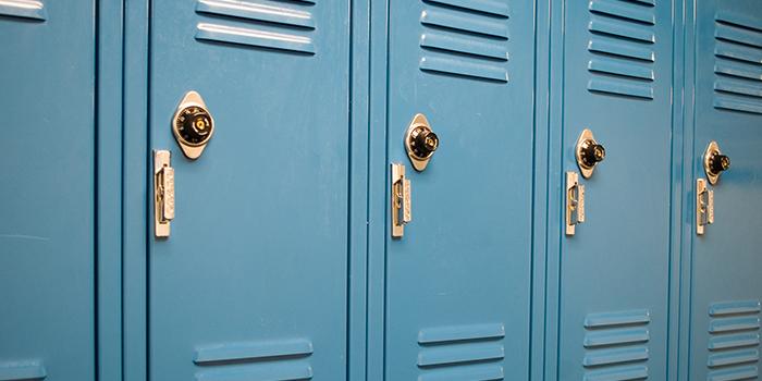 Lockers Adelphi University Student Services