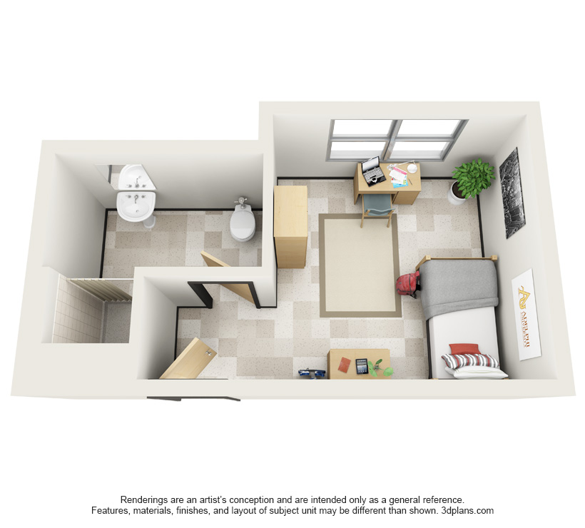 Room Types And Features