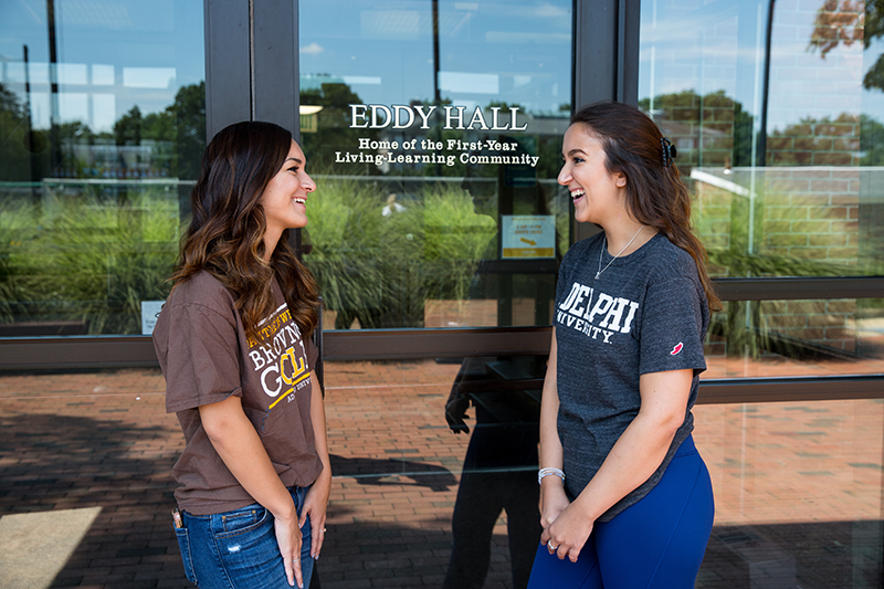 Living-Learning Community in Eddy Hall