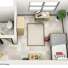 icon-Adelphi-University-Premium-Single-Newer-Hall-Resident-Life-Plans-4-3D