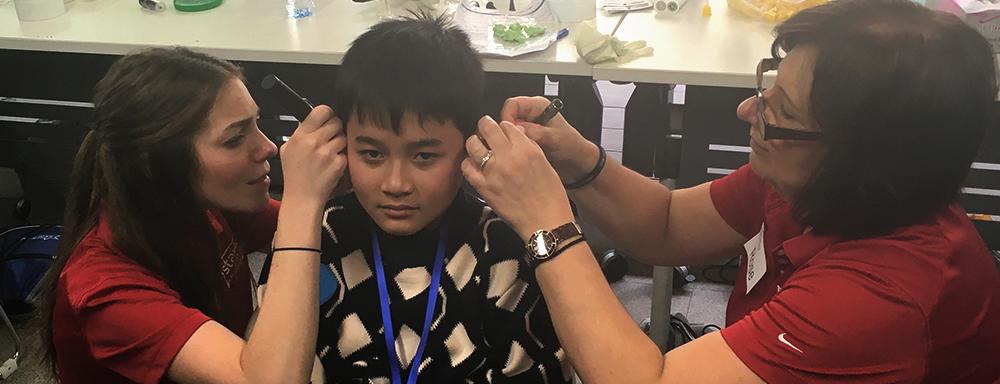 Global Audiology Initiative in Vietnam