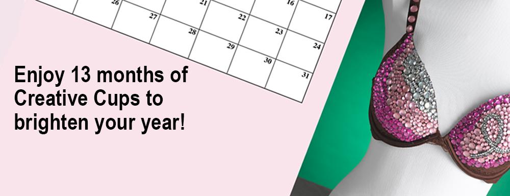 Get your Creative Cups Calendar Today!