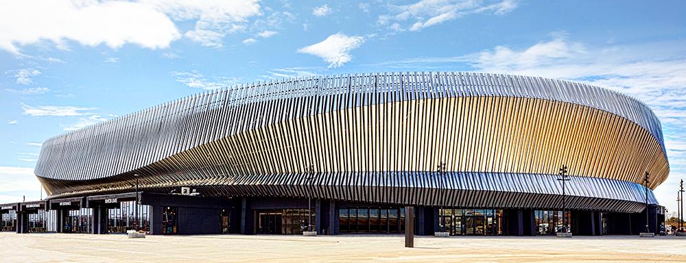 Nassau-Coliseum-Exterior