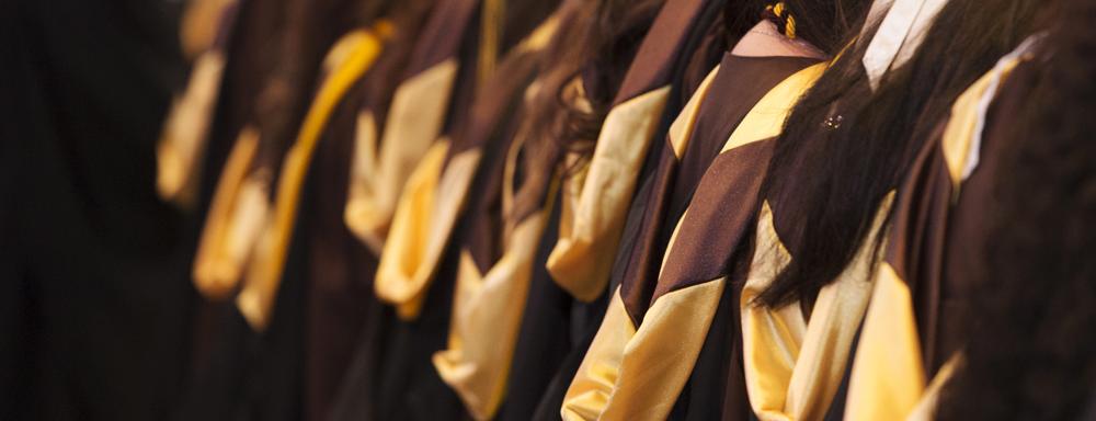 Congratulations to our Recent Grads
