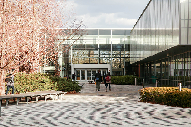 Center for Recreation and Sports Building at Adelphi University