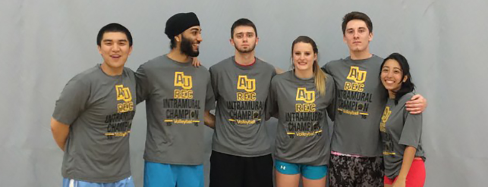 Intramural Champs
