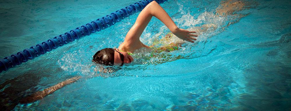 Noncredit Swim Lessons