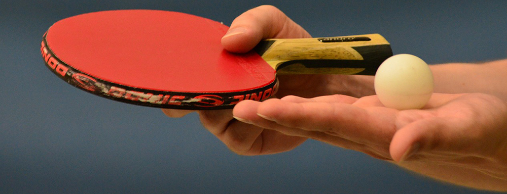 Campus Rec Launches Table Tennis Tuesdays