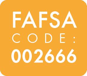 Adelphi's federal school code is 002666