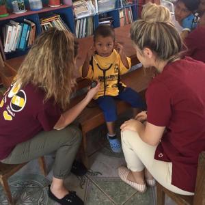 Nursing Service Learning in Costa Rica