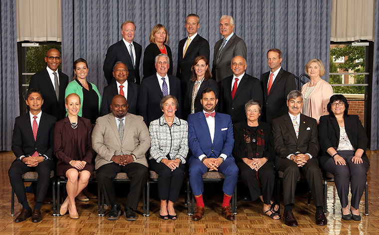 2017 Board Trustees