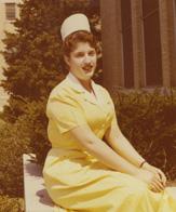 Ronnie E. Leibowitz '61 as a student