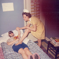 Dr. Susan Y. Stevens (née Reeseman) B.S. '66, M.S. '68