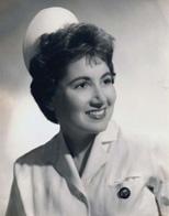 Dr. Sylvia Fields (née Kleiman) '54 as a student
