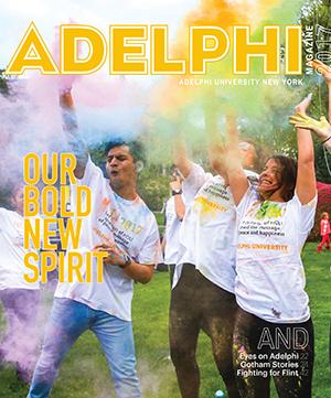 Adelphi University Magazine Fall 2017