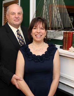Paul Willenbrock and Donna Willenbrock