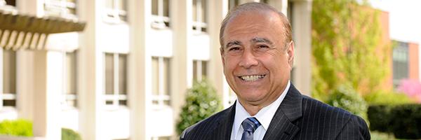 Anthony F. Libertella, Adelphi University School of Business Dean