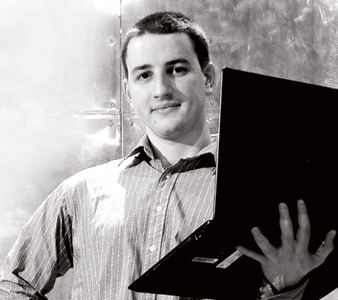 Adelphi graduate Anton Soradoi from Estonia consulted for Google and now leads technology development at 1000 Passions