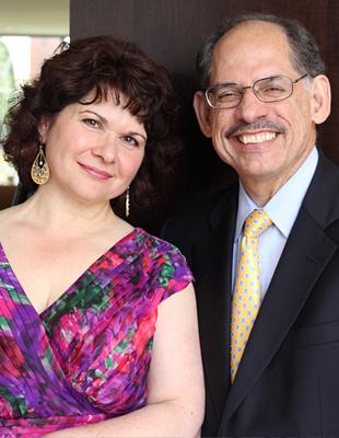 Aristi and Raymond Torres, M.S.W.