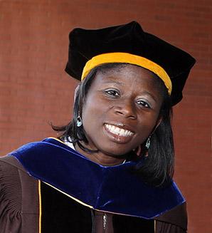 Nellyzita Nwosu, Ph.D.